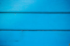 Blue wooden wallpaper Royalty Free Stock Images
