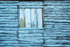 Blue Wooden Weathered Background Stock Photos