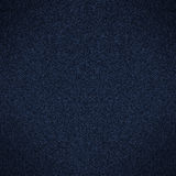 Blue wool background Stock Image
