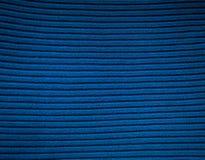 Blue wool fabric Stock Photos