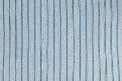 Blue wool texture Stock Photography