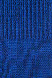 Blue wool textured background Royalty Free Stock Photography