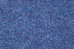 Blue woolen texture Royalty Free Stock Images