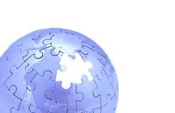 Blue world Stock Photos