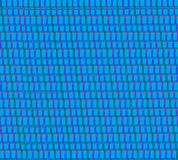 Blue Woven Textile Threads Stock Images