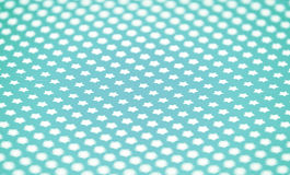 Blue wraping paper background Royalty Free Stock Photo