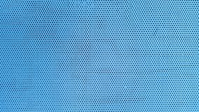 Blue wrapping texture with dots.  stock images