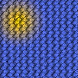 Blue and yellow abstract. Background Stock Photo