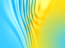 Blue and yellow background fo design Royalty Free Stock Photo