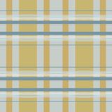 Blue yellow stripes background Stock Images