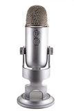 Blue Yeti Podcast Condenser Microphone Stock Photos