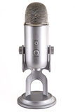 Blue Yeti Podcast Condenser Microphone Royalty Free Stock Images