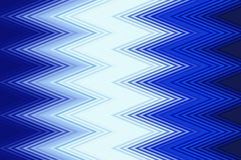 Blue zigzag background Royalty Free Stock Image
