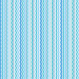 Blue zigzag stripe pattern Royalty Free Stock Photos