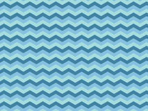Blue Zigzag Textured Fabric Pattern Background. for your wrapping paper Stock Images
