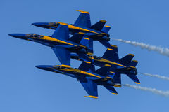 Blueangels Royalty Free Stock Images