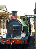 Bluebell railway Royalty Free Stock Photography