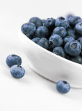 Blueberries in a bowl Stock Photos