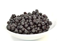 Blueberries - Dried Stock Photo