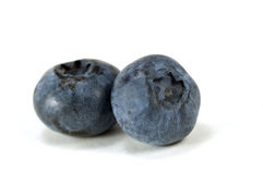 Blueberries macro Royalty Free Stock Photography