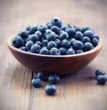 Blueberries. Macro shot of fresh Blueberries Royalty Free Stock Photo