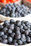 Blueberries for sale Royalty Free Stock Image