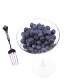 Blueberries for you Stock Photo