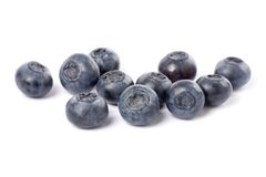 Blueberry Royalty Free Stock Photography