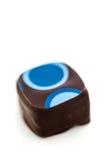 Blueberry acai truffle Royalty Free Stock Photography