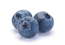 Blueberry berry closeup Royalty Free Stock Photo