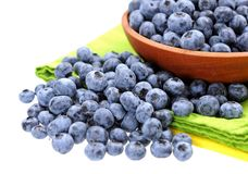 Blueberry Stock Photography