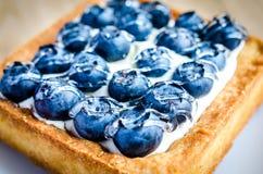 Free Blueberry Cake Royalty Free Stock Images - 35999659