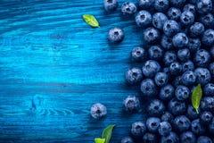 blueberry fresh Στοκ εικόνες με δικαίωμα ελεύθερης χρήσης