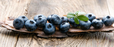 Blueberry healthy eating. Stock Photo