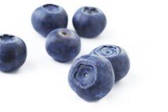 Blueberry isolated on white Stock Photo