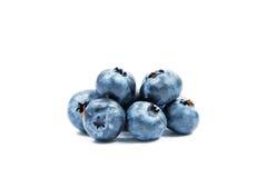 Blueberry isolated on white background Stock Image