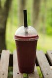 Blueberry juice Royalty Free Stock Photography