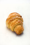 Blueberry lavender croissant, close up Royalty Free Stock Images