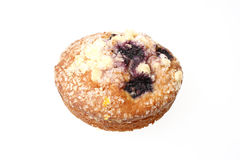 Blueberry muffin top Stock Image