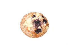 Blueberry muffin top Stock Photos