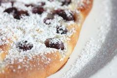Blueberry pancake 3 Royalty Free Stock Image