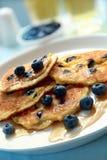 Blueberry Pancakes Stock Image