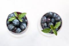 Blueberry Parfait Royalty Free Stock Photo