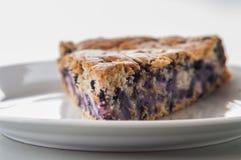 Blueberry pastry Stock Photo