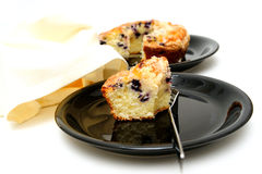 Blueberry Ring Cake Royalty Free Stock Photography