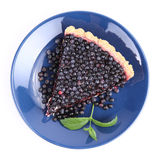 Blueberry Tart Stock Images