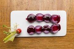 Blueberry yam. Eastphoto, tukuchina,  Blueberry yam, Food And Drink Stock Images