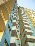 bluebuilding02 Obraz Stock