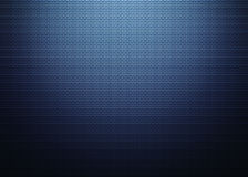 Blued metal grid structure texture Stock Image
