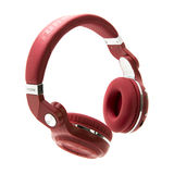 Bluedio Turbine Overear Bluetooth Red Headphones Stock Images